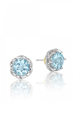 Tacori Crescent Crown Earrings SE10502 product image