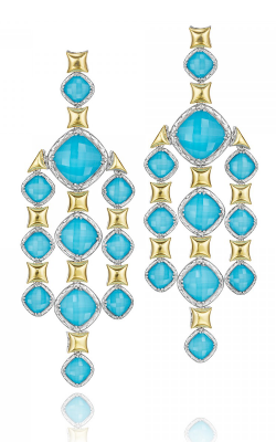 Tacori Vault Earrings SE146Y05 product image