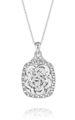 Tacori Monogram Necklace FP663S product image