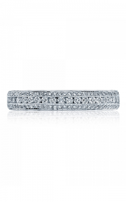 Tacori Classic Crescent Wedding Band HT2513RDB
