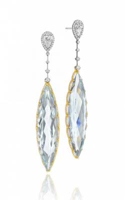 Tacori Vault Earrings FE011 product image