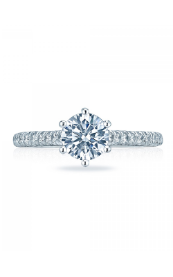 Tacori Petite Crescent Engagement ring, HT2546RD65W product image