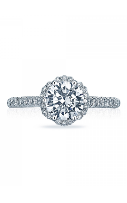 Tacori Petite Crescent Engagement ring, HT2547RD7W product image