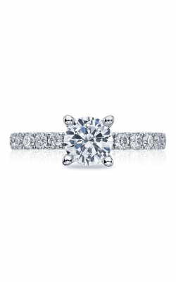 Tacori Clean Crescent Engagement Ring 33-25RD65 product image