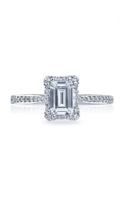 Tacori Dantela engagement ring 2620ECSMPW product image