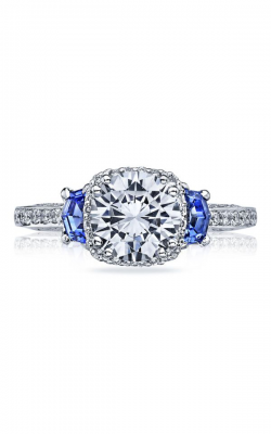 Tacori Dantela Engagement ring, 2628RDSPW product image