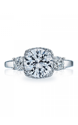 Tacori Dantela Engagement ring, 2623RDLGPW product image