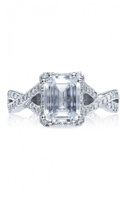 Tacori Engagement Ring Dantela 2627ECLGW product image
