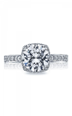 Tacori Dantela Engagement Ring 2620RDLGP product image