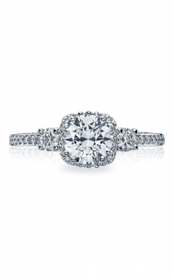 Tacori Dantela Engagement Ring 2623RDSMPW product image