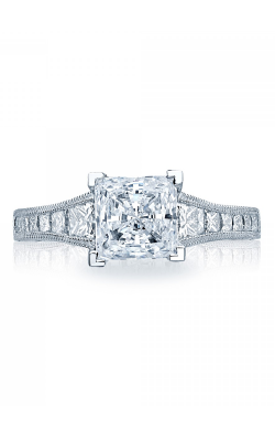 Tacori Reverse Crescent Engagement ring, HT2510PR12XW product image