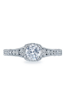 Tacori Reverse Crescent Engagement ring HT2515RD5512XW product image