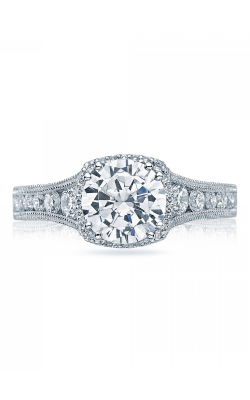 Tacori Reverse Crescent Engagement ring HT2515RD812XW product image