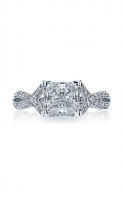 Tacori Ribbon Engagement ring 2565PR65W product image