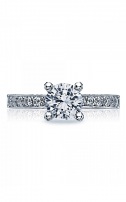 Tacori Sculpted Crescent Engagement Ring 41-25RD65W product image