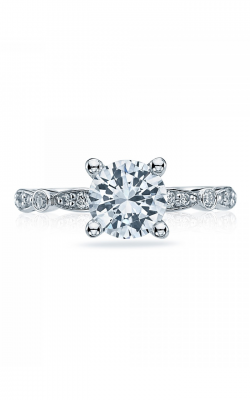 Tacori Sculpted Crescent Engagement ring 47-2RD7 product image