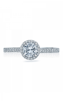 Tacori Sculpted Crescent Engagement ring, 49RDP55W product image