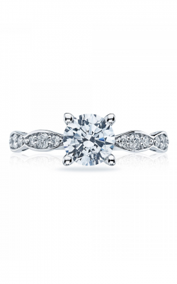 Tacori Sculpted Crescent Engagement ring 46-25RD65W product image