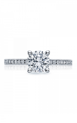 Tacori Sculpted Crescent Engagement ring, 44-15RD65W product image