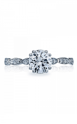 Tacori Sculpted Crescent Engagement ring, 57-2RD65W product image