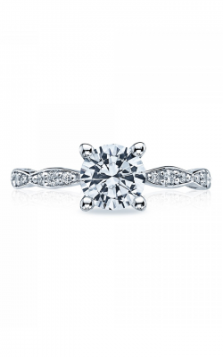 Tacori Sculpted Crescent Engagement Ring 46-2RD6W product image