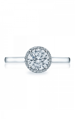Tacori Sculpted Crescent Engagement ring, 49RD65W product image