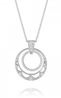Tacori Reverse Crescent Necklace FP589 product image