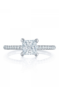 Tacori Petite Crescent Engagement Ring HT254515PR6W product image