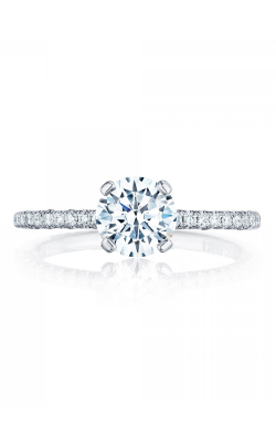 Tacori Petite Crescent Engagement ring HT254515RD7W product image