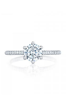 Tacori Petite Crescent Engagement Ring HT254615 product image