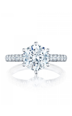 Tacori Petite Crescent Engagement Ring HT254625RD9W product image