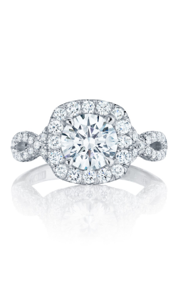 Tacori Petite Crescent Engagement ring HT2549CU75 product image