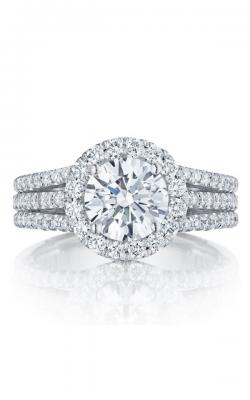 Tacori Petite Crescent engagement ring HT2551RD75 product image
