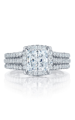 Tacori Petite Crescent Engagement Ring HT2551PR65 product image