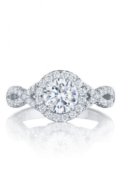 Tacori Petite Crescent Engagement ring HT2549RD65W product image