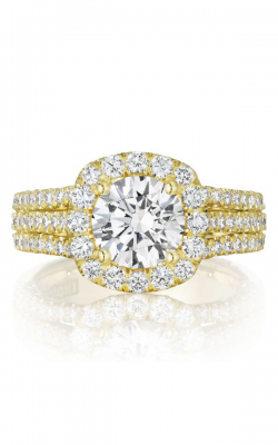 Tacori Engagement ring Petite Crescent HT2551CU75Y product image