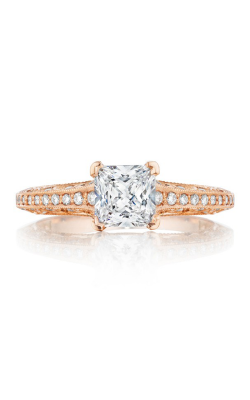 Tacori Classic Crescent Engagement ring 2616PR55PK product image