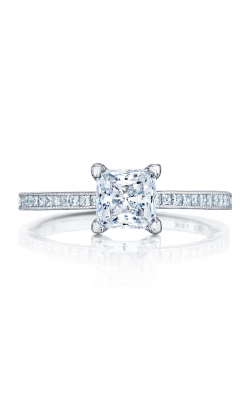 Tacori Sculpted Crescent Engagement Ring 45-15PR55W product image