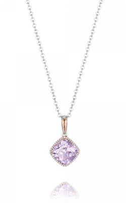Tacori Crescent Crown Necklace SN176P13 product image