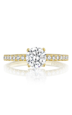 Tacori Engagement ring Petite Crescent HT2545RD65Y product image