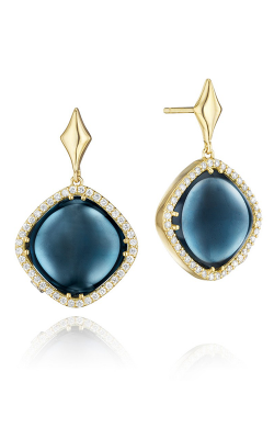 Tacori Golden Bay Earrings SE182Y37 product image