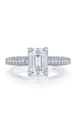 Tacori Classic Crescent Engagement ring HT2553EC85X65 product image