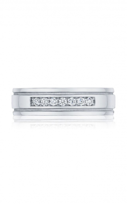 Tacori Mixed Finish Wedding band 110-6D product image