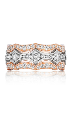 Tacori Adoration Wedding band HT2621B12WPK product image