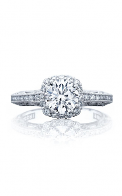 Tacori Reverse Crescent Engagement ring 2618CU65W product image
