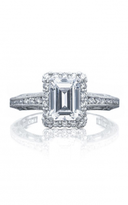 Tacori Reverse Crescent Engagement ring, 2618EC75X55W product image