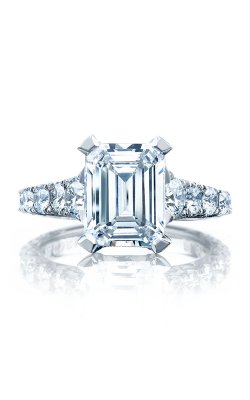 Tacori RoyalT Engagement Ring HT2623EC10X8Y