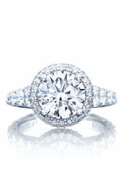 Tacori RoyalT Engagement Ring HT2624RD85PK