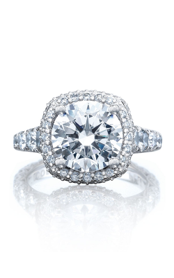 Tacori RoyalT Engagement Ring HT2624CU9Y