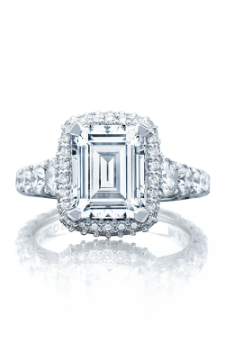 Tacori RoyalT Engagement Ring HT2624EC95X75Y